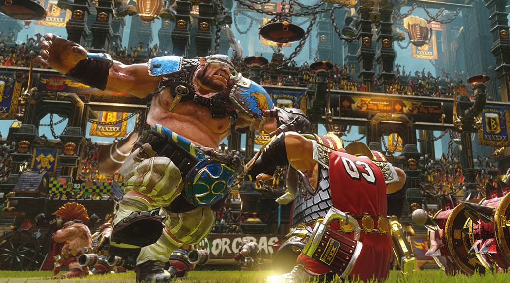 Featured: Blood Bowl 2