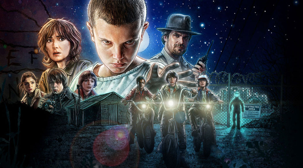Feature: Stranger Things
